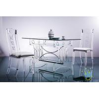 Quality FU (3) clear acrylic bar furniture lounge wholesale