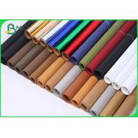 Quality 30 Different Colors Available Washable Kraft Paper Recycled & Biodegradable wholesale