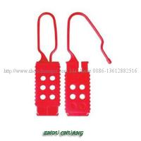 Quality ZC-K41/K42 Non-conductive Nylon Lockout HASP, Safety HASP Lockout wholesale