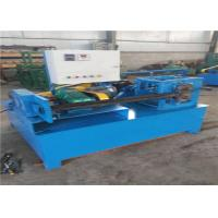 China High Capacity Steel Crimped Wire Machine For Crimped Screen Mesh Making on sale