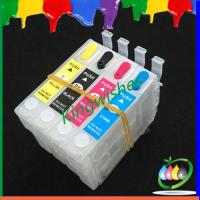 Quality printer ink cartridge for Epson PX-435A with reset chip (ICBK69/ICC69/ICM69/ICY69) wholesale