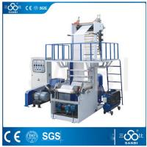 Buy cheap Mini plastic Blow molding machine Automatic Extrusion blown film equipment product