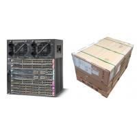 Quality LAN Base Cisco Catalyst 4507r E Switch , WS C4507r E Datasheet WS-C4507RE+96V+ wholesale