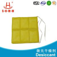 Quality 200% Absorption Capacity Effective Container Desiccant Bag For Reducing Air Humidity wholesale