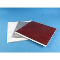 Heat Insulation Decorative Ceiling Panels For Kitchen / PVC Wall Plate