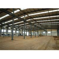 Buy cheap Industrial Steel Structure Construction Shed Designs Prefabricated Light Steel from wholesalers