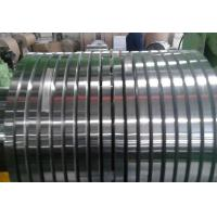 Quality Customized Thin Aluminum Strips Natural Color High Machining Precision wholesale