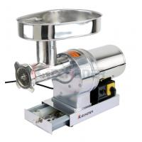 Quality #22 1HP Motor Meat Mincer Grinder 720lbs , Heavy Duty Food Grinder Of Meat wholesale