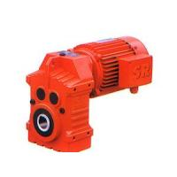 China Parallel Shaft Helical Geared Motors on sale