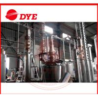Quality Customized Miniature Copper Distiller Equipment PLC Automatic Control wholesale
