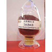 Quality C I Vat Red 1 Vat Pink R Textile Dyeing Chemicals With ISO14001 Approve wholesale