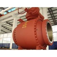 China Trunnion Mounted Ball Valves on sale