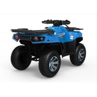 Blue EEC Quad Bike