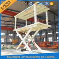 Quality Small home lift ever eternal car lift used car lifts , automated car parking system wholesale