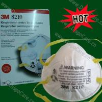China 3M n95 mask, 3M 8210 N5 particulate respirator on sale