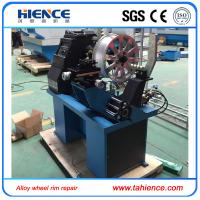 China High quality alloy wheel RIM STRAIGHTENING MACHINE china on sale