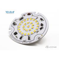 Quality Aluminum PCB 16W AC LED Module 1600lm track light module with 120V triac dimming 3000K wholesale