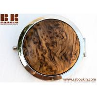 Quality wooden makeup mirror vintage personalized customized  wooden makeup mirrors 70*12 mm wholesale