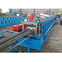 Quality Gear Box Driven Highway Guardrail Roll Forming Machine For W Beam Profile wholesale