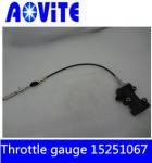 Quality Terex basculante truck throttle gauge 15251067 wholesale