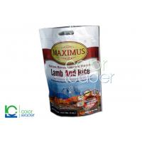 China Recyclable Dry Lamination Stand Up Pouch Packaging , Eco-friendly Pouches on sale