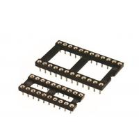 Buy cheap Single Or Dual Row Integrated Circuit Socket 1.778/2.54/2.0/1.27 Pitch from wholesalers