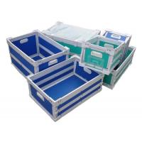 Quality Moistureproof Corrosion Resistance Plastic Moving Boxes Correx Box For Food / Drink wholesale
