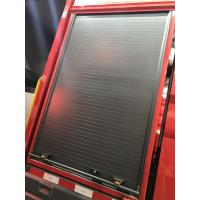 China Cargo Truck Rolling Blind Firefighting Vehicle Roller Shutter Curtain Door on sale