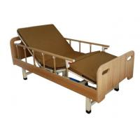 Quality Electric Home Care Adjustable Bed For Patients With Wooden Head / Foot Board  wholesale