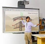 Quality New Interactive Touch Screen Smart Board, ROHS Classroom Interactive Whiteboard wholesale
