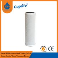 "Quality 10"" CTO Drinking Water Filter Cartridges  / Coconut Carbon Block Filter Cartridge wholesale"