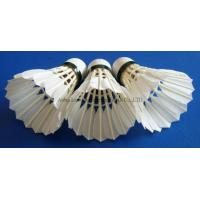 China Feather Shuttlecock on sale