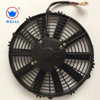 Quality 24V 11inch Axial Cooling Air Exhaust Fan For Bus Air conditioning System wholesale