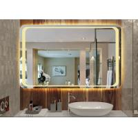 Hotel Hidden Magic Mirror TV Glass Thickness 5mm High Resolution WIFI Supported