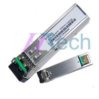 China LC Fiber Optical Transceiver Module 1550 nm 160km 1.25G SFP on sale