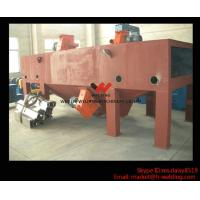 Cheap Metal Burnishing and Cleaning H Beam Shot Blast Machine Through Type High Output for sale