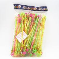 Quality Double Ring Stick Healthy Hard Candy Customized Color And Shape wholesale