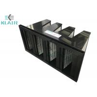 Quality Low Carbon Shedding Mini Pleated Activated Carbon Filter Gas Phase Adsorber wholesale