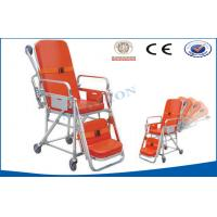 Quality Surgical Stretcher Chair , Hospital Automatic Loading Stretcher wholesale