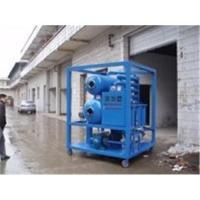 Quality 110KV Substation Transformer Oil Purifier , Oil Renew Machine For Online Working wholesale