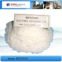 Quality BENZOIN    FOR POWDER COATING/DEGASSING AGENT wholesale