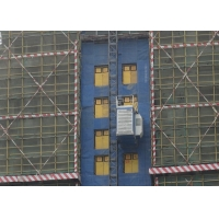 China 3000KG 3 Doors Rack & Pinion Passenger And Material Hoist on sale