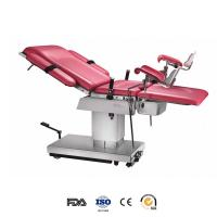 Cheap 220V 50Hz Hydraulic Operation Table Birthing Bed With Dirty Pot For Delivery Use for sale