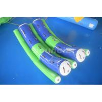 Quality 3.2mL*1.8mW Double Tubes Inflatable Water Totter For Adults wholesale