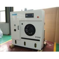 Quality Solvent Recyling System Automatic Dry Cleaning Machine 6kg - 25kg With Full Closed Structure wholesale