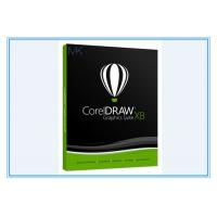 Quality Graphic Art Design Software Coreldraw Graphics Suite X8 For Windows 7/8/10 wholesale