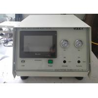 Cheap Automatic Limited Oxygen Index Tester , Standard ISO4598-2 Oxygen Testing for sale