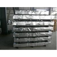 Quality Zinc Hot Dipped Galvanized Steel Sheet / Sheets , Passivated ( Chromated ) wholesale