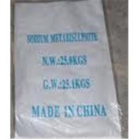 Quality Sodium Metabisulphite wholesale