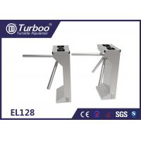 Quality Bidirectional Waist High Turnstile Mechanism Security Barrier Gate Entry Systems wholesale